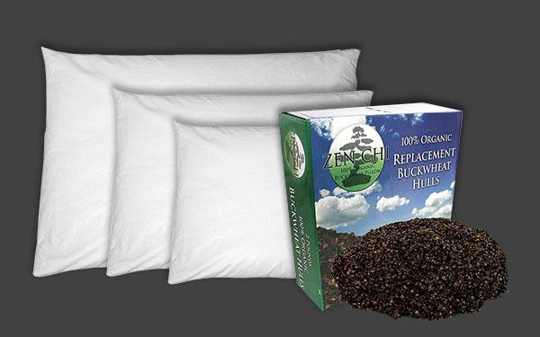 Zenchi Buckwheat Pillow