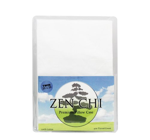 Zenchi Twin Sized Buckwheat Pillow Case 20 x 26