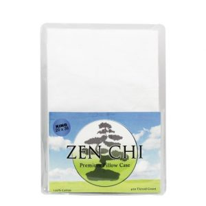 Zenchi King Sized Buckwheat Pillow Case