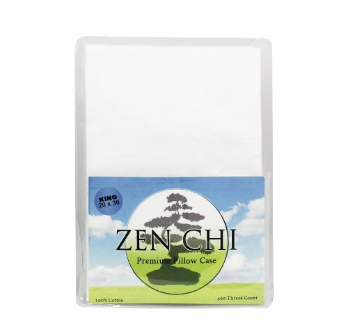 Zenchi King Sized Buckwheat Pillow Case