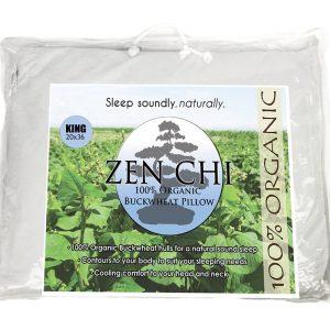 Zenchi King Size Buckwheat Pillow