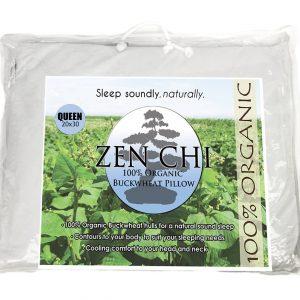 Zenchi Queen Size Buckwheat Pillow