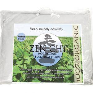 Zenchi Personal Size Buckwheat Pillow