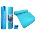 Aqua Blue Zenchi Yoga Mat