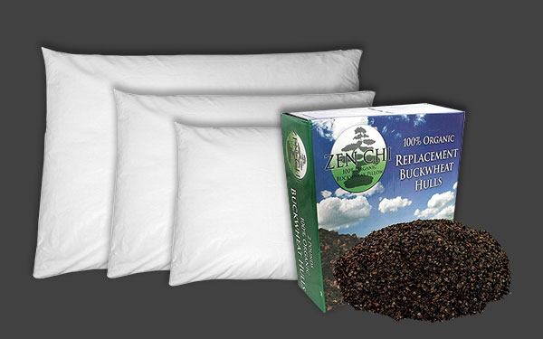 Zenchi Buckwheat Pillow